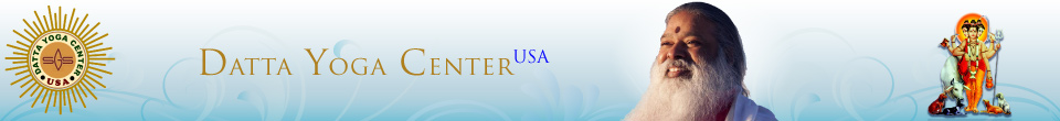 Datt Yoga Center - USA logo banner